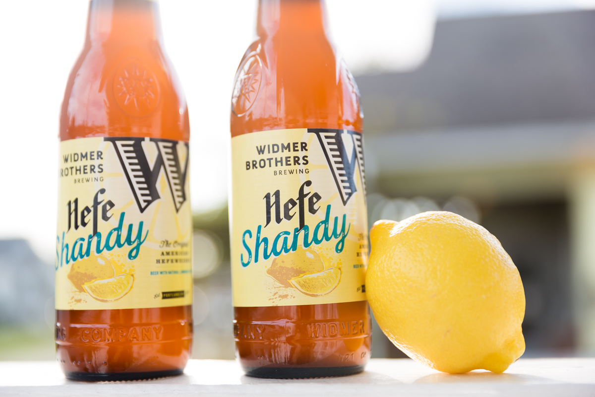 Widmer Hefe Shandy Photo