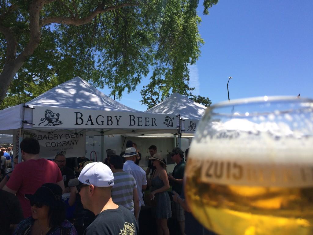 Bagby Beer at 2015 Firestone Walker Invitational Beer Fest
