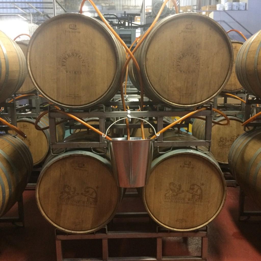 Brewing Firestone Walker Double Barrel Ale (DBA)
