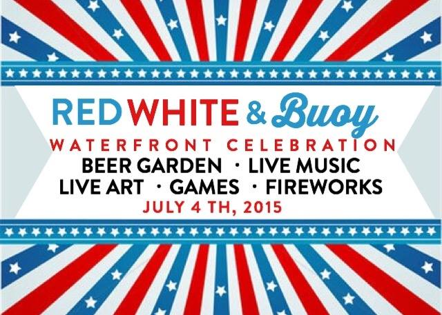 Buoy Beer Company ‎Red White & Buoy
