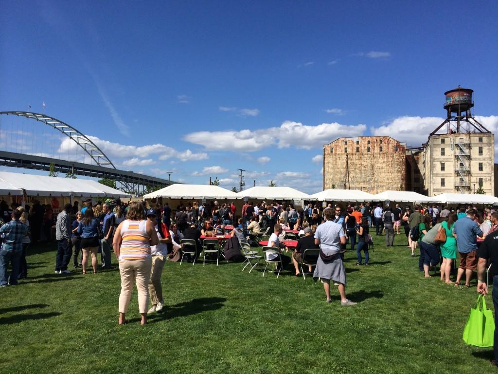 Cider Summit PDX at Fields Park