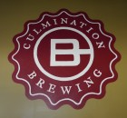 Culmination Brewing Sign