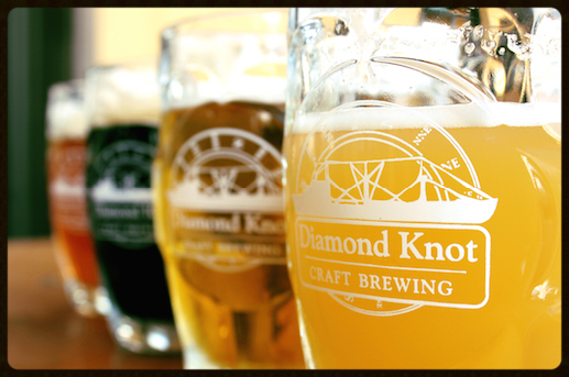 Diamond Know Craft Brewing