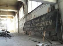 Loyal Legion Beer Hall Renovation