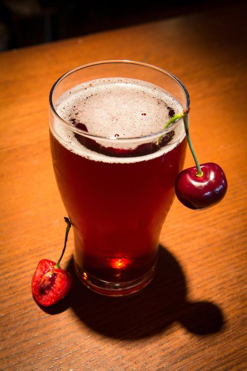 McMenamins Cherry Cider