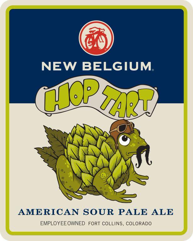 New Belgium Hop Tart