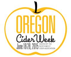 Oregon Cider Week 2015