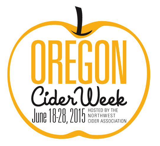Oregon Cider Week Logo