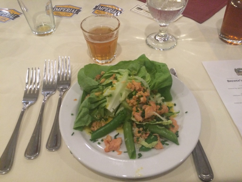 Oregon Garden Brewfest Dinner