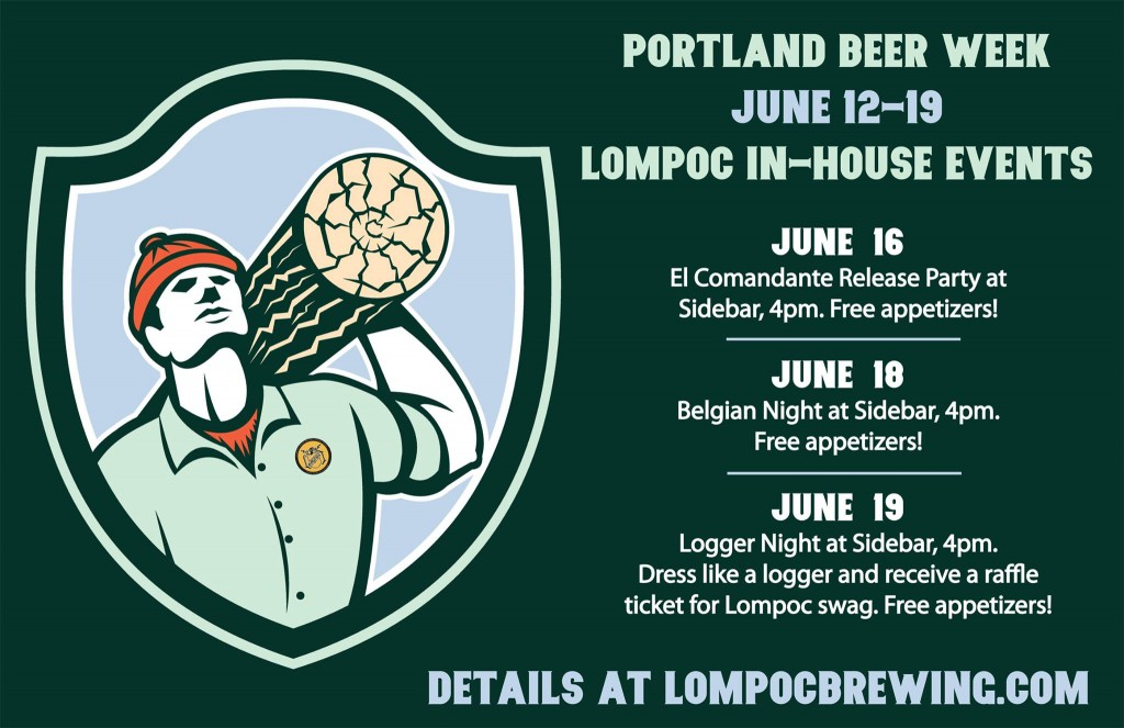 PDX Beer Week Events at Lompoc