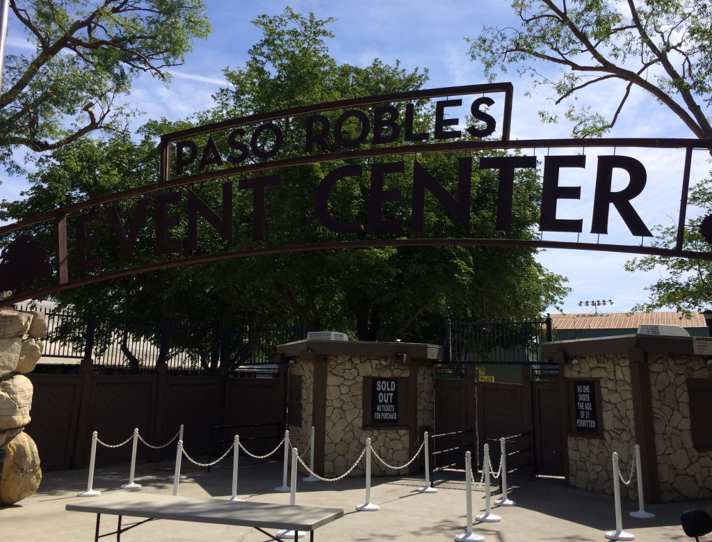 Paso Robles Event Center and Home of the Firestone Walker Invitational Beer Fest