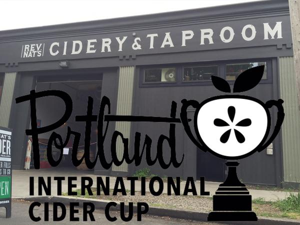 Portland International Cider Cup