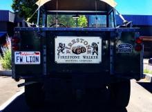 The Lion's Land Rover - David Walker of Firestone Walker