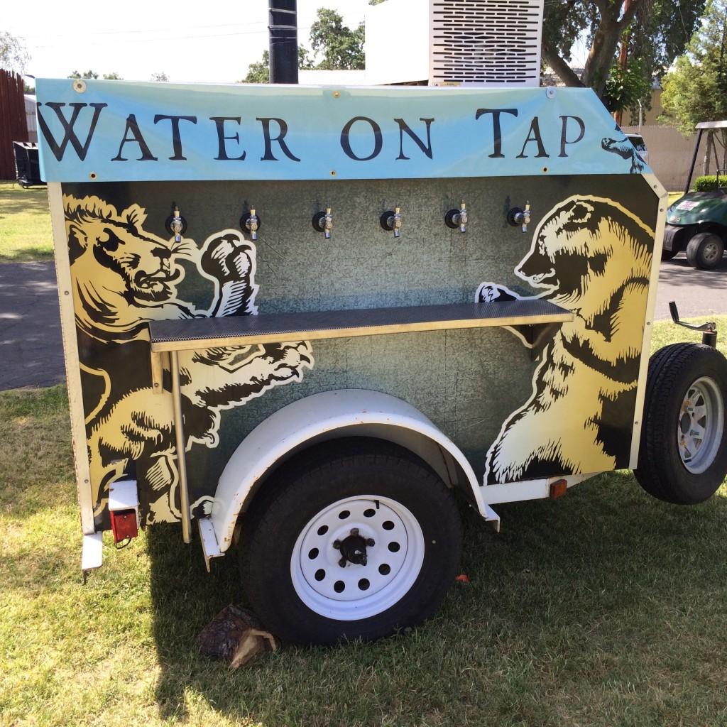 Water on Tap at 2015 Firestone Walker Invitational Beer Fest