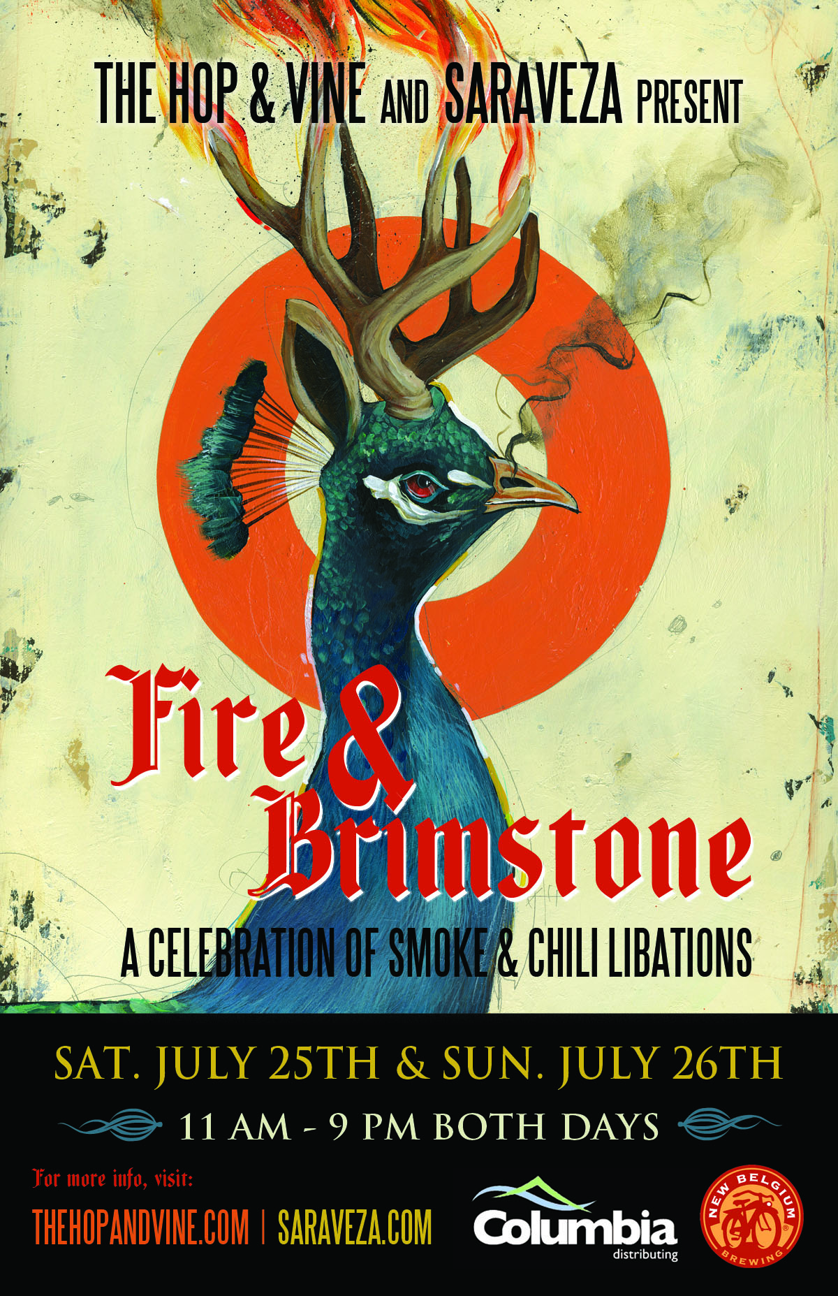 2015 Fire & Brimstone