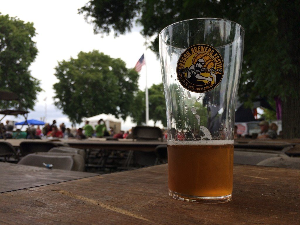 2015 Oregon Brewers Festival