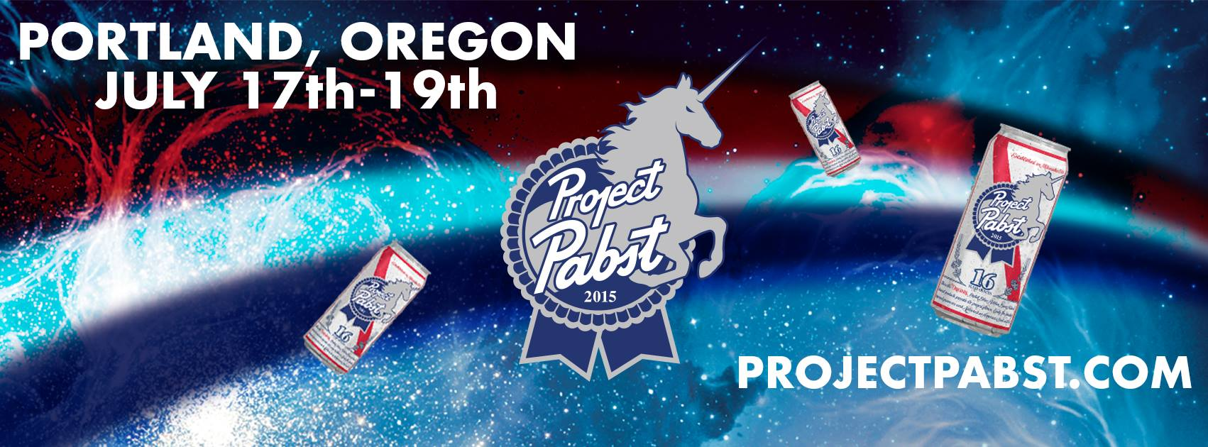 2015 Project Pabst Header Cans