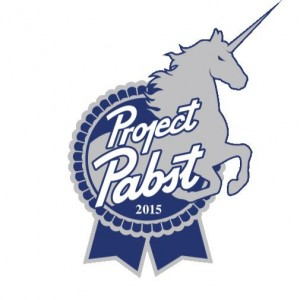 2015 Project Pabst Logo