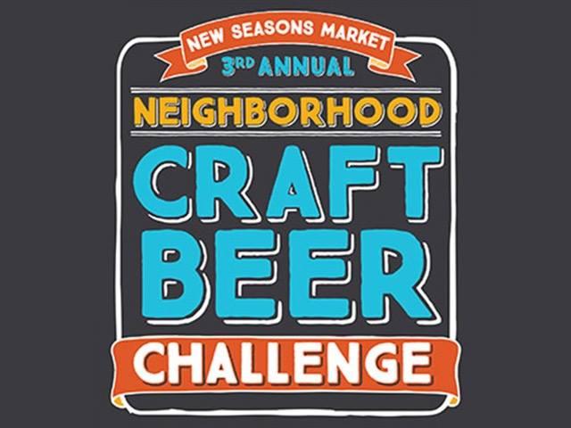 3rd Annual New Seasons Neighborhood Craft Beer Challenge