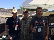 Adam Firestone, D.J. Paul, and David Walker