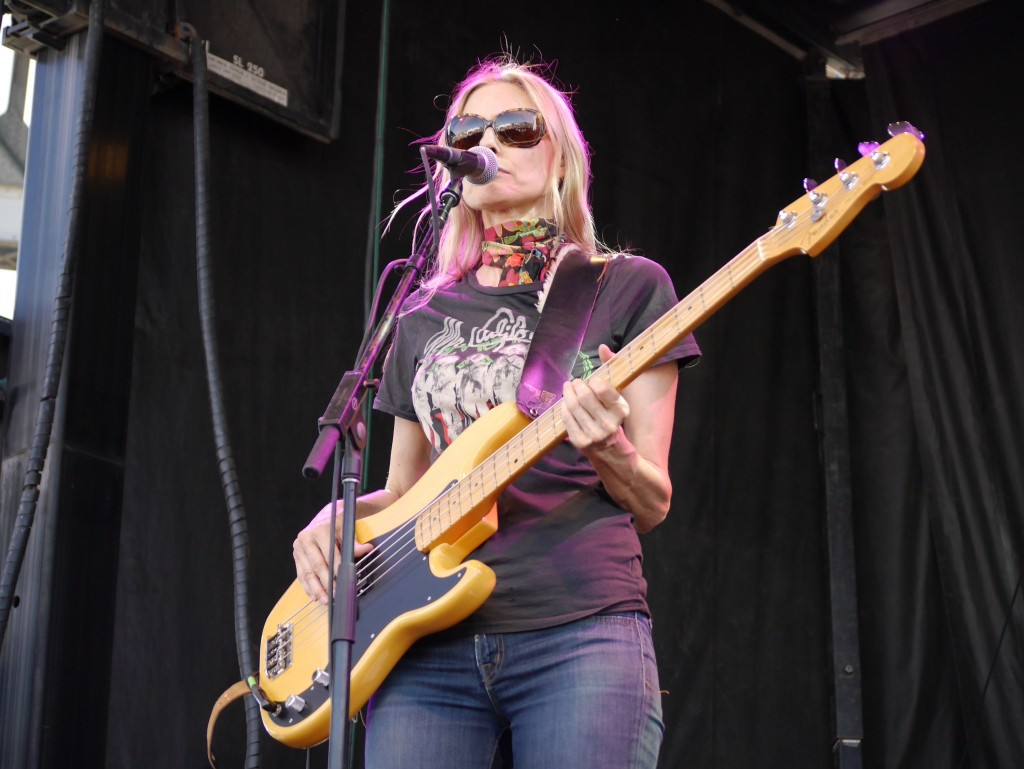 Aimee Mann of The Both at Project Pabst (photo by Cat Stelzer)