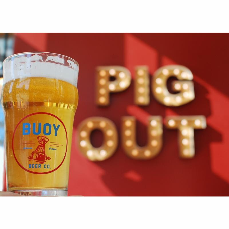 Buoy Beer Lardo Pig Out
