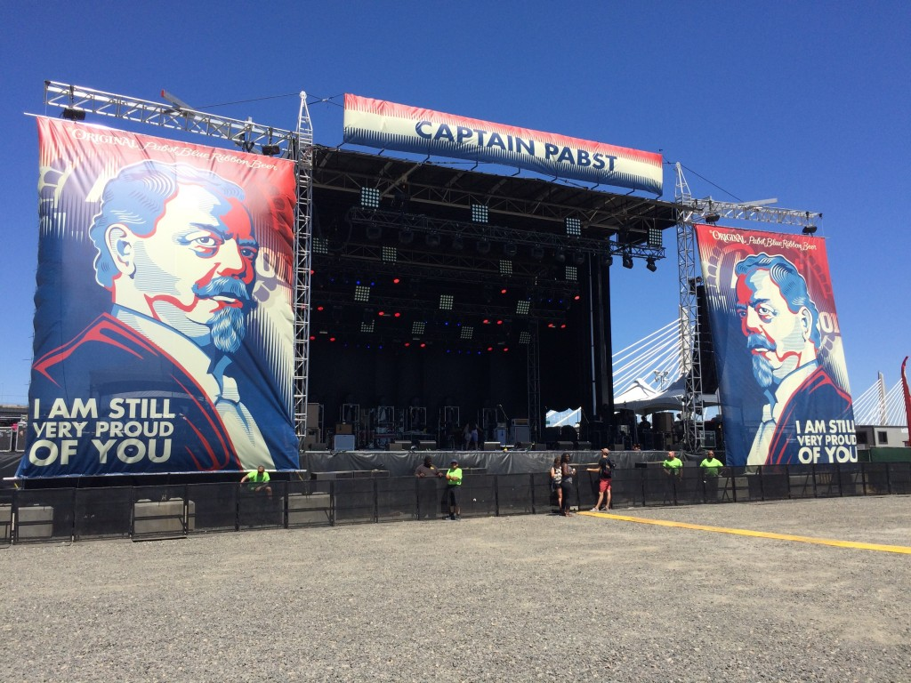 Captain Pabst Stage at Project Pabst
