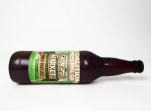 Coalition Brewing Farm-to-Market IPA for Zupan's Markets (photo courtesy of Zupan's Markets)