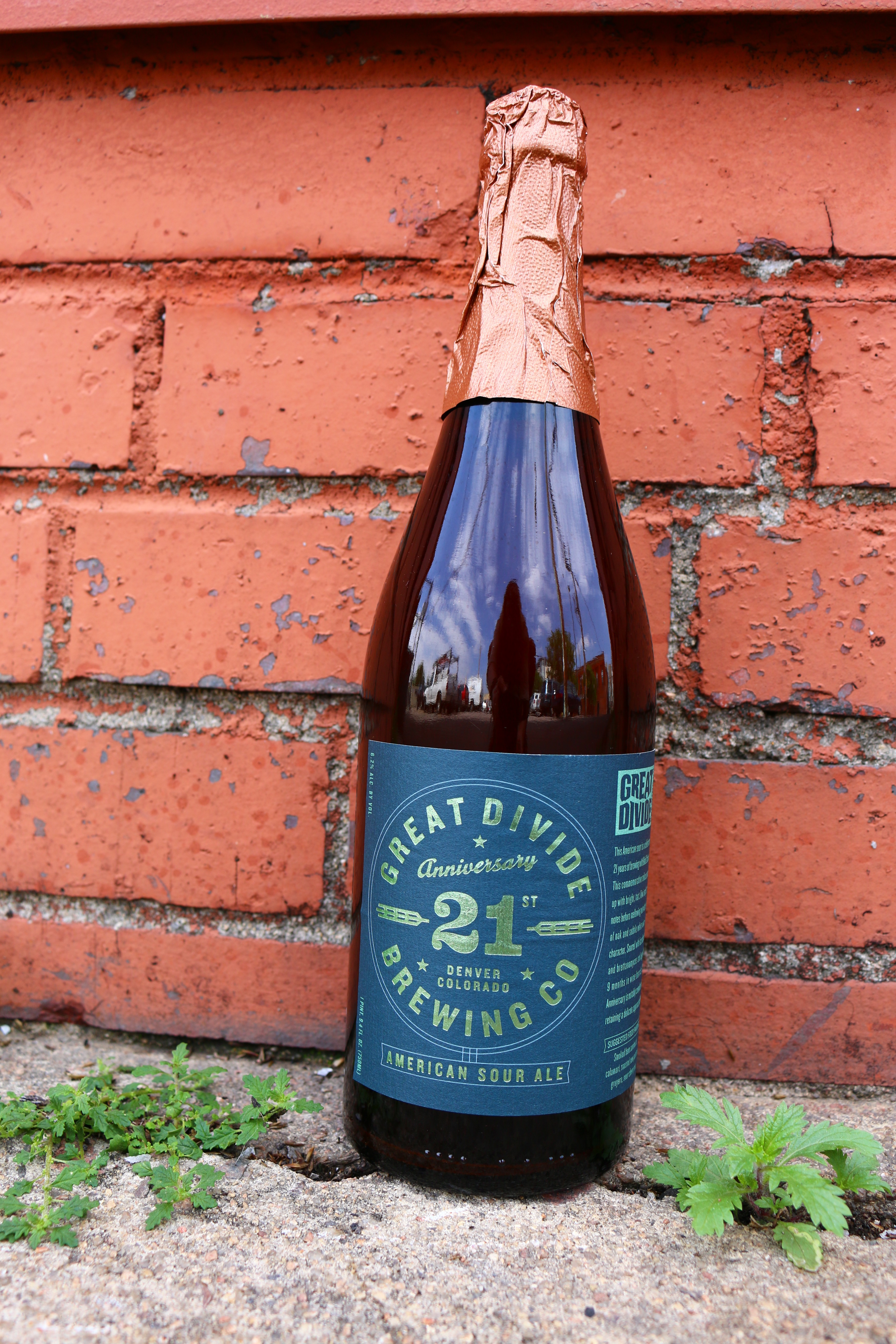 Great Divide 21st Anniversary American Sour Ale