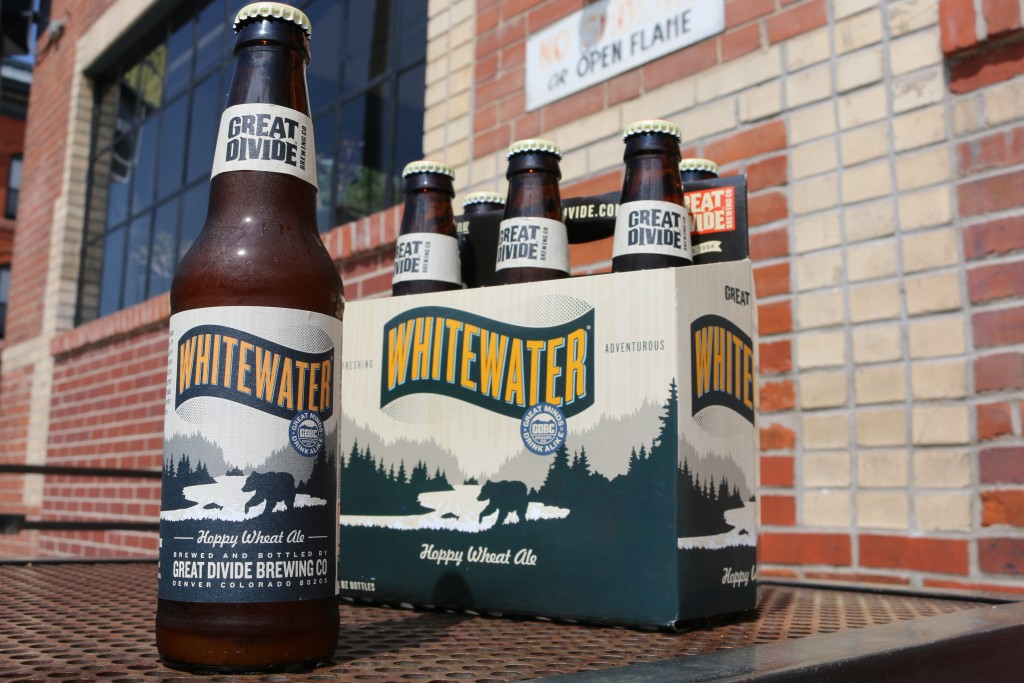 Great Divide Whitewater Hoppy Wheat Ale