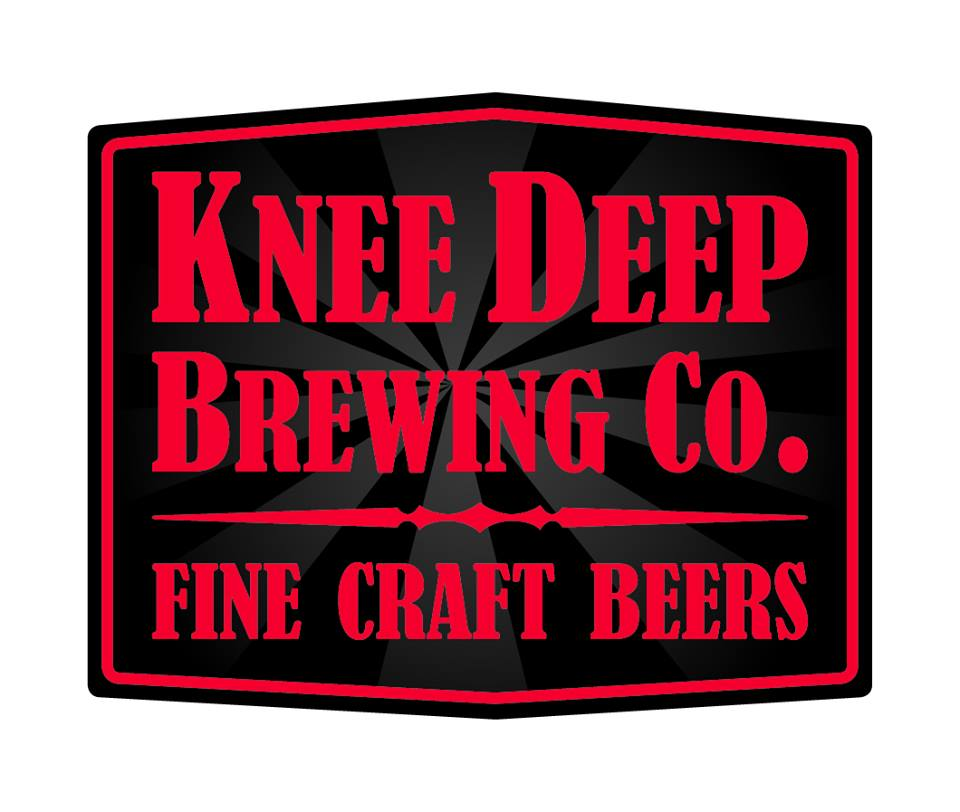 Knee Deep Brewing Logo
