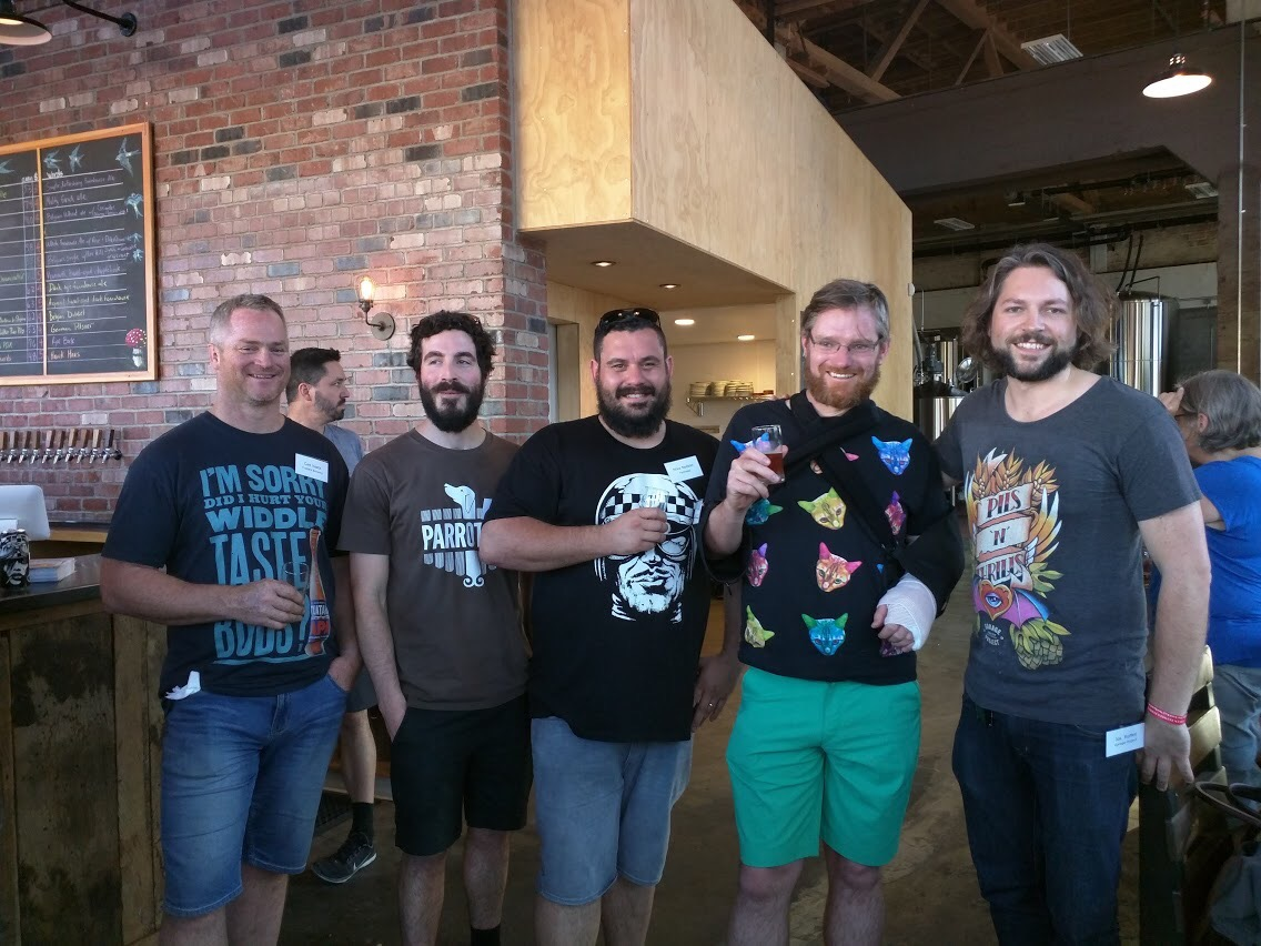 New Zealand Brewers - Tuatara Brewing, Parrot Dog, Panhead Custom Ales, Yeastie Boys, and Garage Project