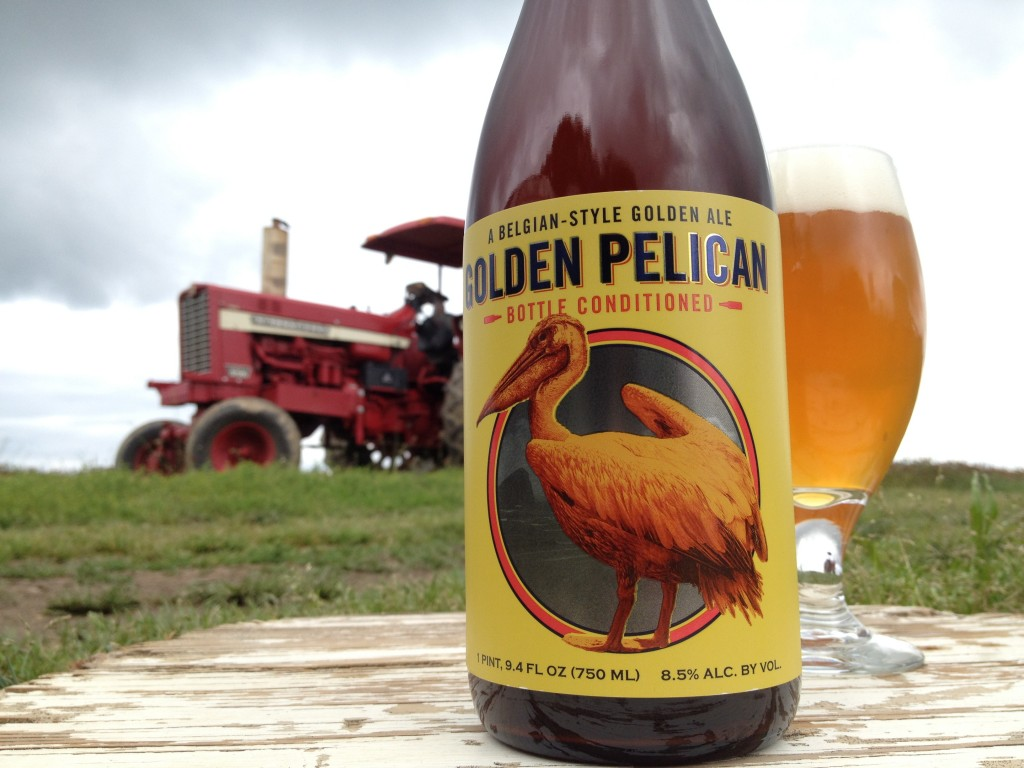 Pelican Brewing Golden Pelican - A Belgian-Style Golden Ale