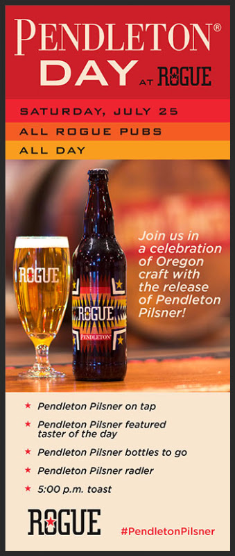 Pendelton Day at Rogue