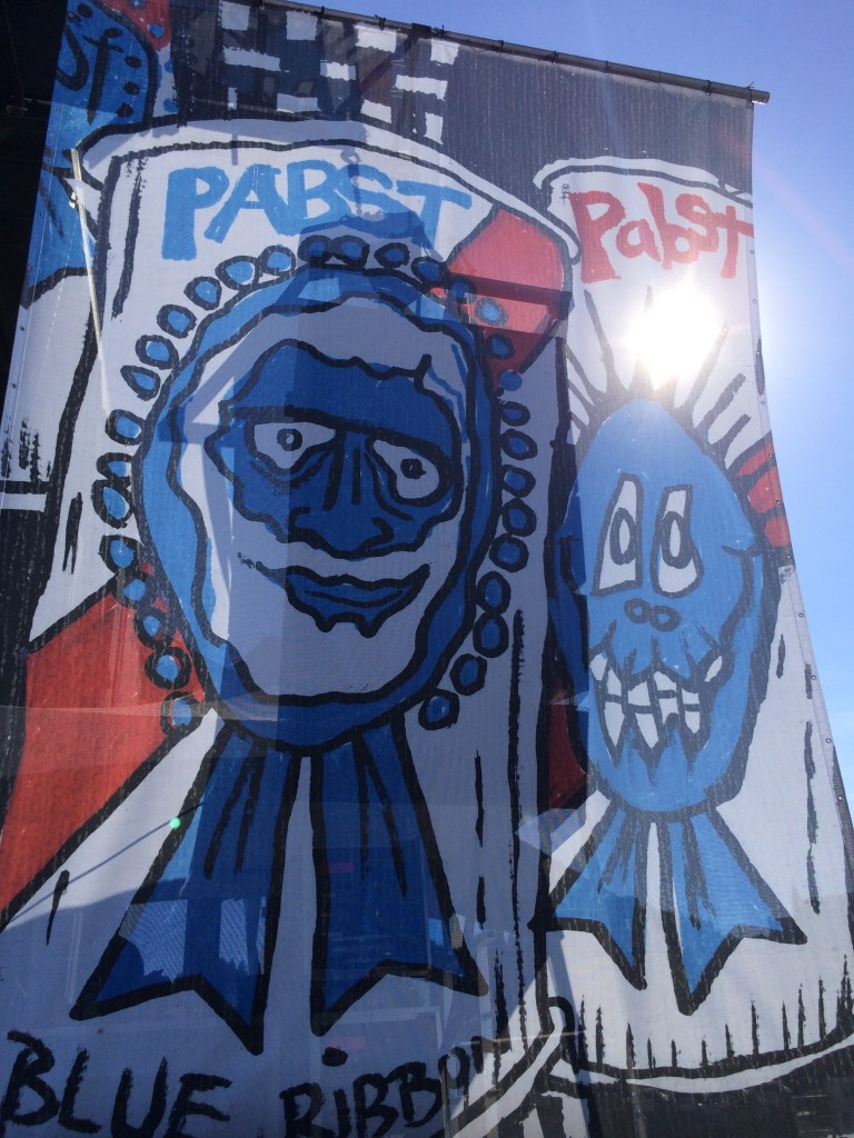 Project Pabst Banner