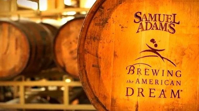 Samuel Adams Brewing the American Dream (photo credit Samuel Adams)