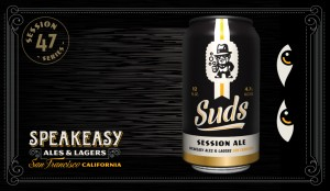 Speakeasy Ales & Lagers Suds Session Ale