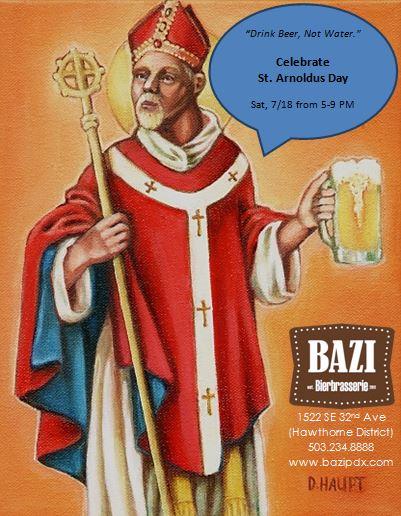 St Arnoldus July 18