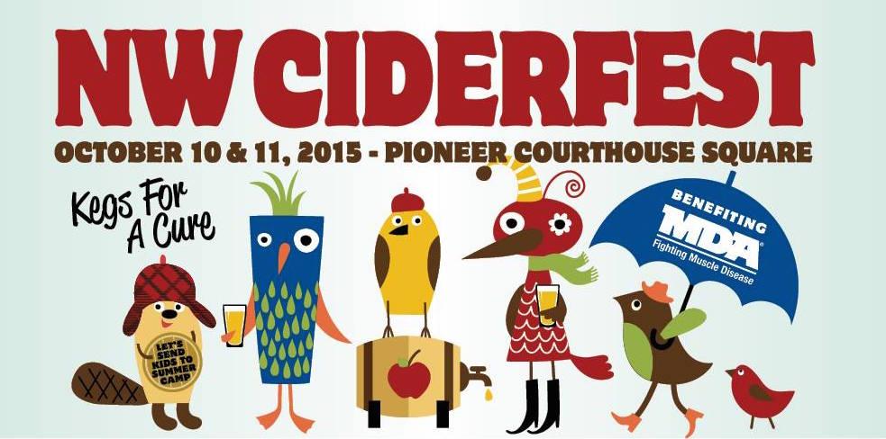 2015 NW CiderFest MDA