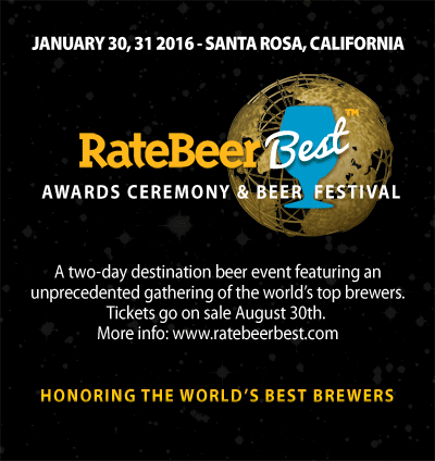 2016 RateBeer Fest Santa Rosa California