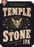 BJ's & Stone Temple Of Stone IPA