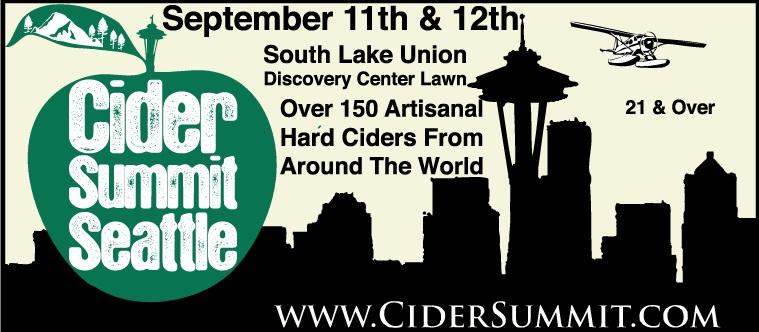 Cider Summit Seattle Header