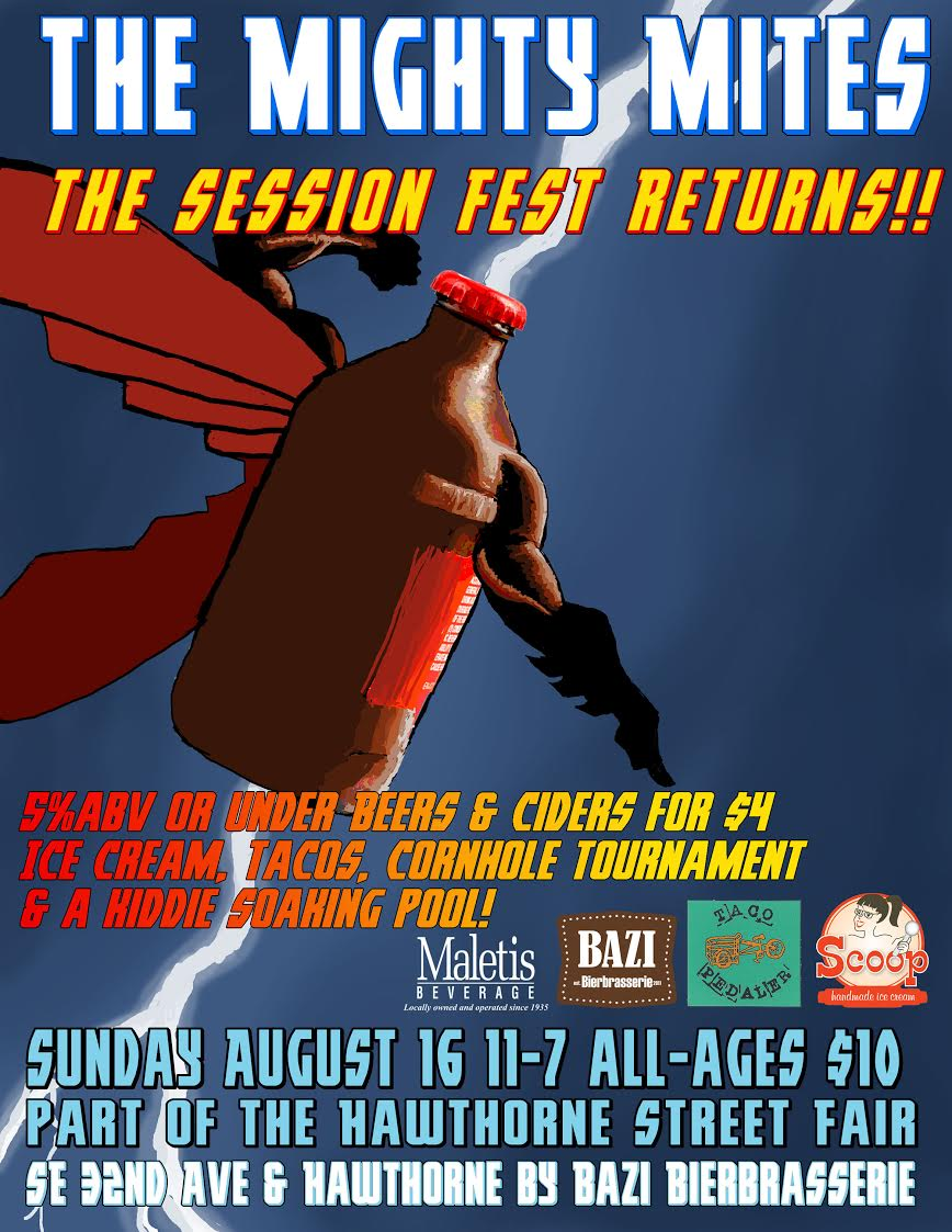 Mighty Mites Session Fest