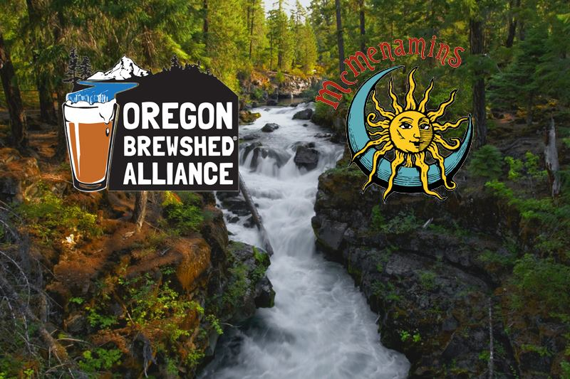 Oregon Brewshed Alliance & McMenamins Happy Hour