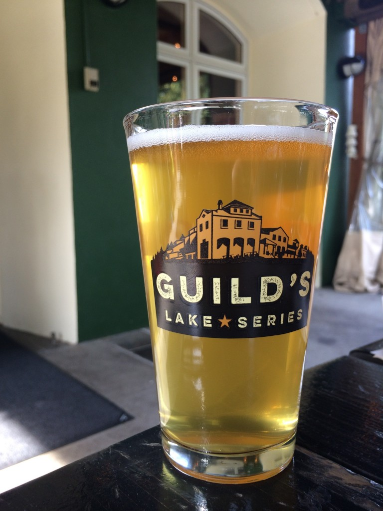 Pint of Portland Brewing Guilds Lake Night Market Special