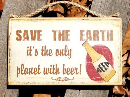 Saraveza Drink Sustainably