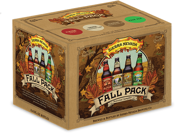 Sierra Nevada Fall Pack