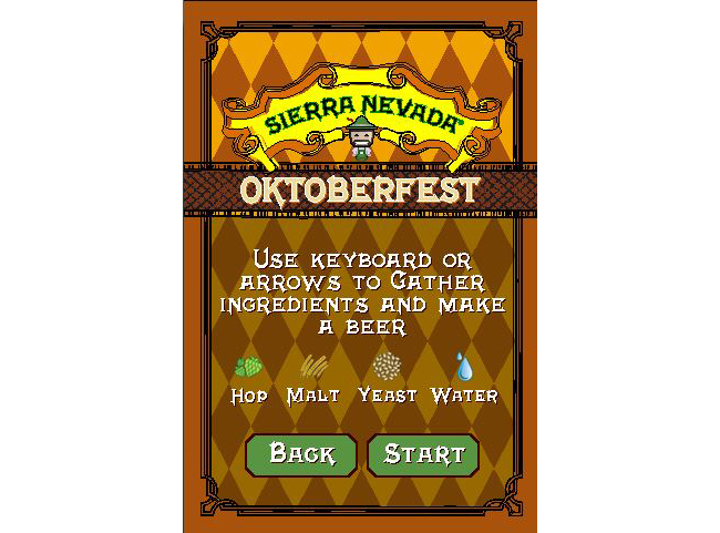 Sierra Nevada Oktoberfest Game