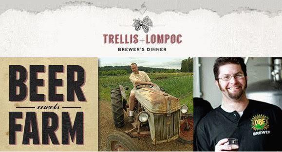 Trellis + Lompoc Brewer's Dinner