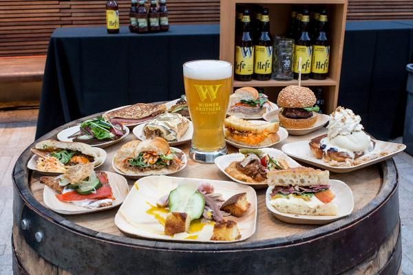 Widmer Brothers Sandwich Invitational at Feast Portland